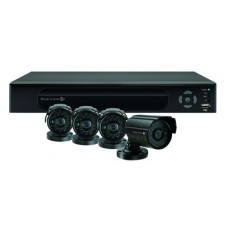 ESP, DIGI-VIEW8I, 4 Day/Night Weatherproof Cameras with Integral IR Illumination